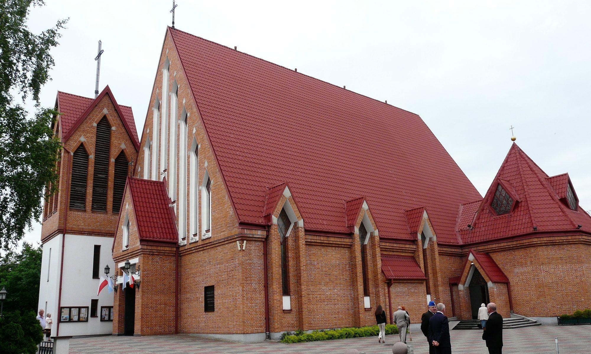 Parafia Najświętszego Ciała i Krwi Chrystusa w Legionowie